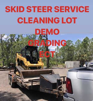 Skid steer seerviceee for Sale in Naples, FL