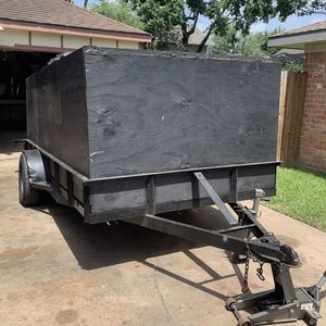 Trailer For Sale for Sale in Houston, TX