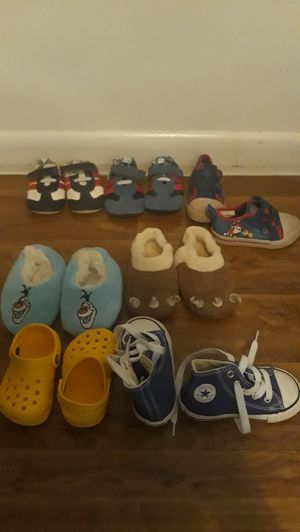 Kids/toddlers shoes. Converse, Crocs, etc. for Sale in Orlando, FL