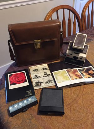 Polaroid SX-70 Land Camera for Sale in Pittsburgh, PA
