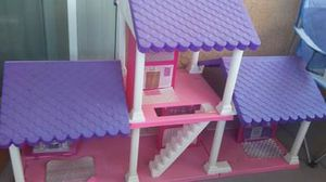 Doll house and furniture for Sale in Buckeye, AZ