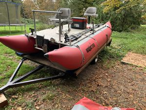 16 ft cataraft for Sale in Puyallup, WA