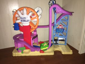 spongebob imaginext glove world playset for Sale in Phoenix, AZ