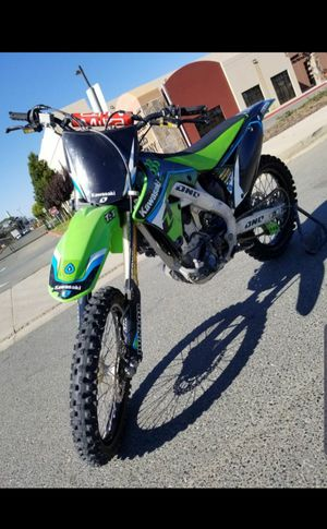 2012 kfx 250f for Sale in Antioch, CA
