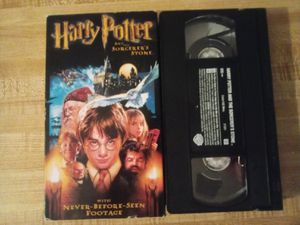 $5 Harry Potter VHS for Sale in San Angelo, TX