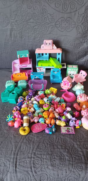 Shopkins and hatchmals for Sale in San Diego, CA