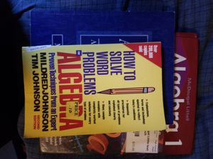 Assortment of Studying Books for Sale in Fairfax, VA