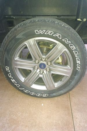 """20"""" OEM Ford wheels for Sale in Amherst, OH"""