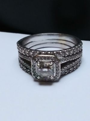 Engagement and wedding ring for Sale in Payson, AZ