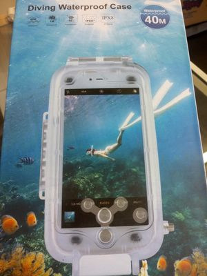 Diving Waterproof case for iPhone 7/8 for Sale in Los Angeles, CA
