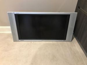 Sharp TV HDTV for Sale in South Brunswick Township, NJ