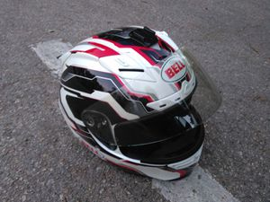 Bell motorcycle helmet size 7 Snell certified for Sale in Austin, TX