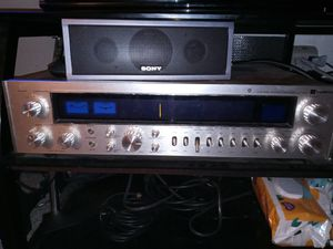 Vintage toshiba 4 channel stereo receiver for Sale in Portland, OR