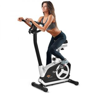 Home Exercise Bike Magnetic Resistance 24 Levels LCD Monitor Adjustable Seat for Sale in Sacramento, CA