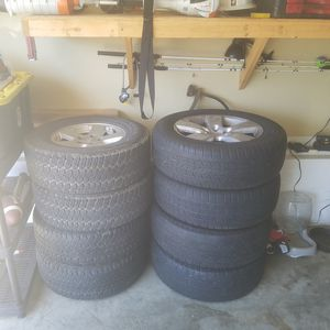 Dodge Ram 1500 Wheels and Tires for Sale in FT LEONARD WD, MO