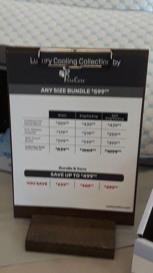 Luxury Cooling Bundle for Sale in San Jose, CA