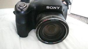 Sony 20.1 mega pixels DSC-H300 digital camera for Sale in Flint, TX