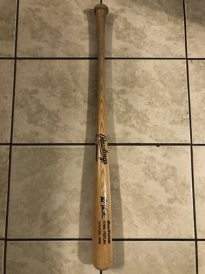 Robin Ventura Autographed Rawlings Baseball Bat for Sale in Chandler, AZ