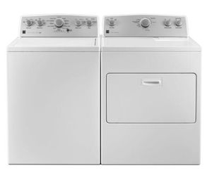 Used washer and dryer Kenmore 80 series $350 for Sale in Oakley, CA