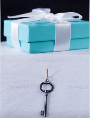 Tiffany&co black titanium key for Sale in West Haven, CT