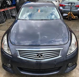 2007 - 2015 INFINITI G37 G35 Q40 SEDAN PARTS OUT FOR SALE! for Sale in Fort Lauderdale, FL