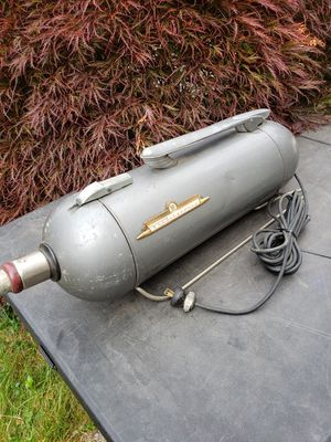 Rare torpedo Westinghouse vacuum cleaner for Sale in Tacoma, WA