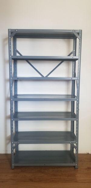 Shelving Storage Unit, 7-Shelves for Sale in Las Vegas, NV