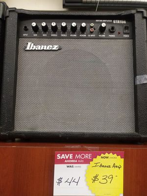 Ibanez Amp $49 for Sale in Chicago, IL