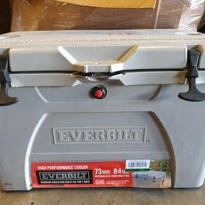 Everbilt 73qt Cooler - New for Sale in Orlando, FL