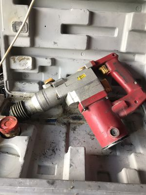Chicago Electric 10 amp 120 volt Demolition Impact Hammer for Sale in New Port Richey, FL