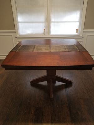 Wood dining table for Sale in Macon, GA