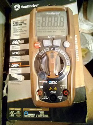 Southwire residential pro precision multimeter for Sale in Oakland, CA