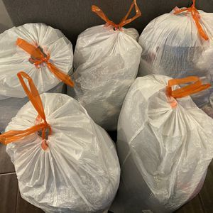 5 BAGS OF 6 MONTHS-5T BOY CLOTHING for Sale in San Diego, CA