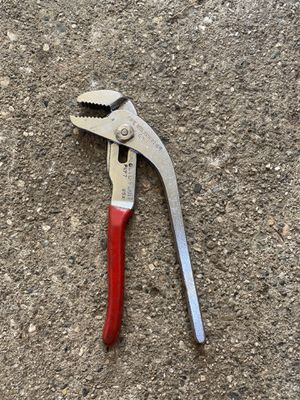 🛠 BLUE POINT PIPE WRENCH PLIERS RED GRIP 🛠 for Sale in Carson, CA