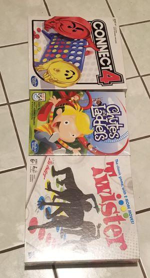 3 board games for Sale in Joppa, MD