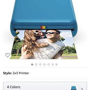 Great Gift 🎁 Polaroid Zip Photoprinter 📸 Free 30 Sheets😍Wirless Connection To Any Device! Like New Condition! for Sale in Diamond Bar, CA