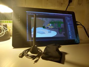 Gaomon Graphics Tablet for Sale in Columbia, MD
