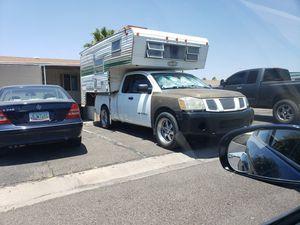 1971 Dreamer, cabover truck camper for Sale in Tempe, AZ
