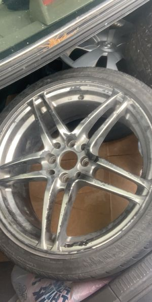 Honda Rims for sell $100 for all 4 for Sale in Kent, WA