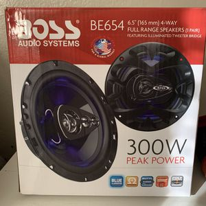 Boss Audio Systems for Sale in Bakersfield, CA
