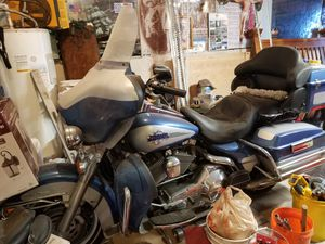 Harley Davidson Motorcycle for Sale in Houston, TX