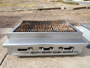 """36"""" charbroiler for Sale in Colorado Springs, CO"""