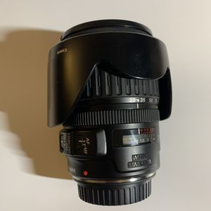 Canon 28-135mm MINT CONDITION for Sale in Burbank, CA
