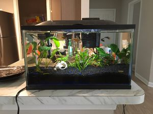 Marineland 10g Aquarium for Sale in Odenton, MD