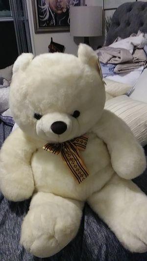 Giant plush bear for Sale in Orlando, FL