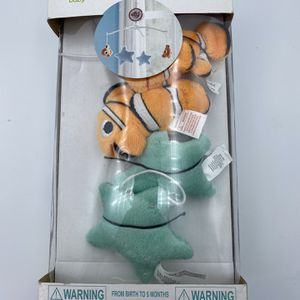Disney Baby Finding Nemo's Reef Musical Mobile New Open Box for Sale in Charlotte, NC