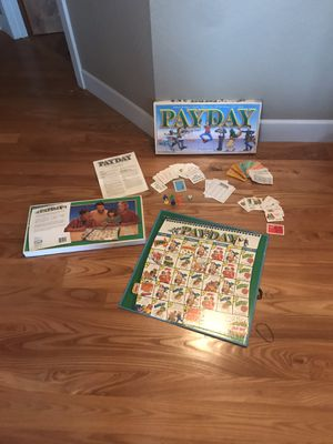 "Vintage Board Game ""PAYDAY"" for Sale in Gresham, OR"
