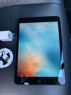 Apple iPad mini 1, 32GB Usable with Wi-Fi and all Company Carrier SIM for Sale in Springfield, VA