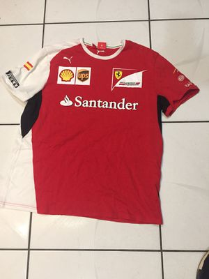 Used, Ferrari F1 Team Shirt for Sale for sale  Fort Lauderdale, FL