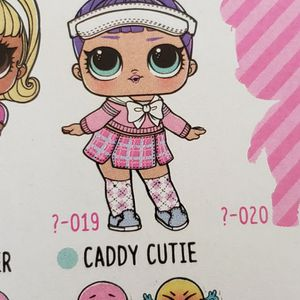 Lol Surprise Caddy Cutie New for Sale in Downey, CA